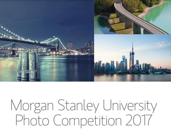 Morgan Stanley University Photo Contest 2017