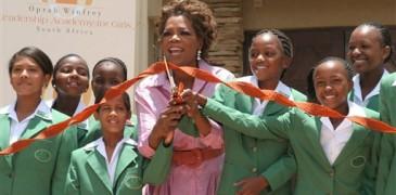Oprah Winfrey Leadership Academy for Girls in South Africa