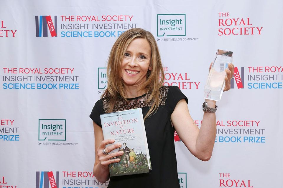 Royal Society Insight Investment Science Book Prize 2017