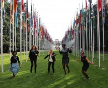 YWCA African Women Ambassador Internship Programme in Switzerland