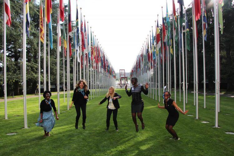 YWCA African Women Ambassador Internship Programme in Switzerland