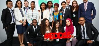 European Development Days Young Leaders Programme in Brussels, Belgium 2017
