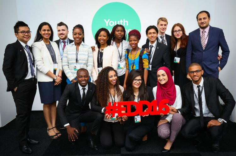 European Development Days Young Leaders Programme in Brussels, Belgium 2017