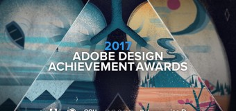 Adobe Design Achievement Awards 2017 (Win a trip to Las Vegas)