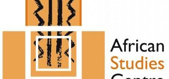 ASC Leiden Visiting Fellowship Programme 2017 (Fully Funded)