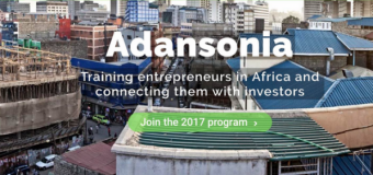 Adansonia Accelerator Program 2017 for Entrepreneurs
