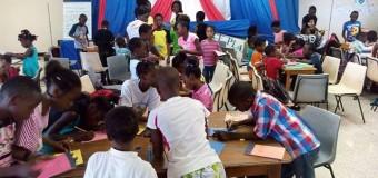 Volunteer at All Island Summer Reading Camp 2017