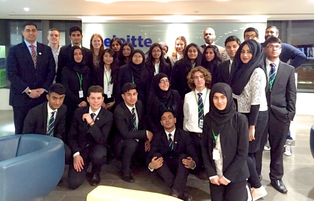 Deloitte Graduate Recruitment Programme 2017
