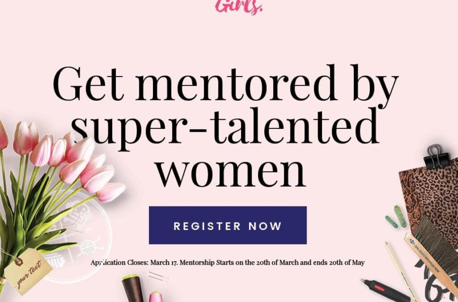 ForCreativeGirls Mentoring Program 2017