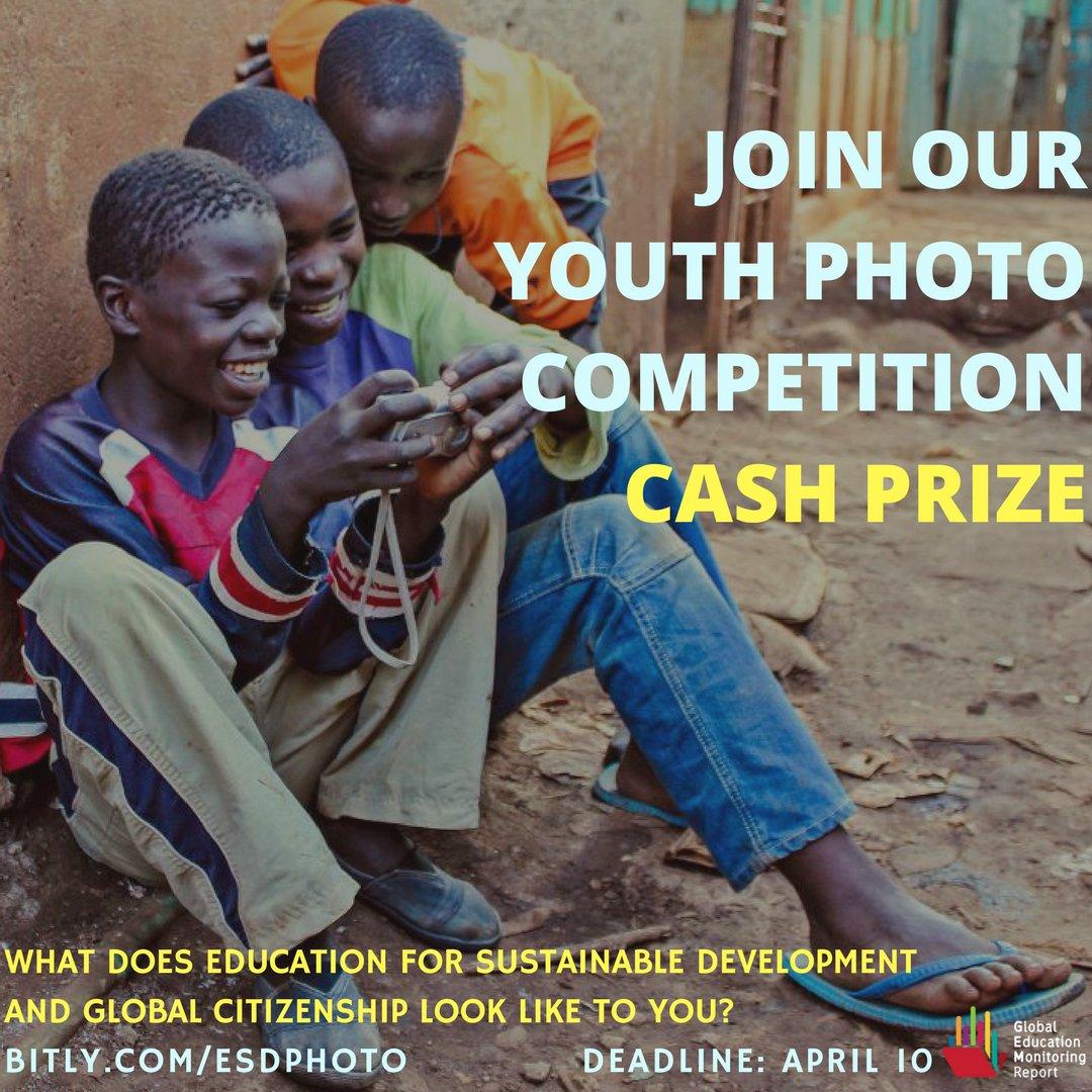 UNESCO GEM Report Youth Photo Contest 2017