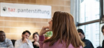 German daily taz Workshop on Migration & Development 2017 (fully funded)