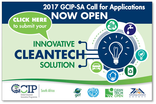 Global Cleantech Innovation Programme 2017 in South Africa