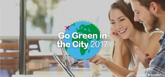 Go Green in the City 2017 – Win a trip around the world and a job at Schneider Electric!