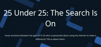 Internet Society's 25 Under 25: The Search Is On – Win a trip to Los Angeles and more!