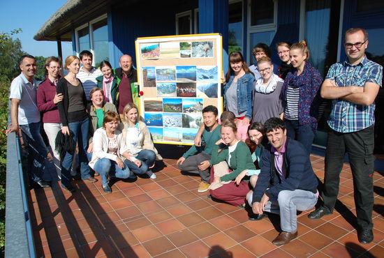 Klaus Toepfer Fellowship Programme 2017