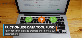 Open Knowledge International 2017 Frictionless Data Tool Fund – Win $5,000