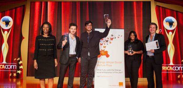 Orange Social Venture Prize Africa & Middle East 2017