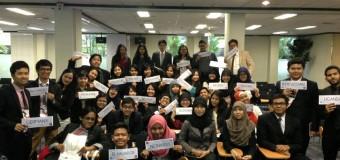 Padjadjaran Model United Nations 2017 in Indonesia