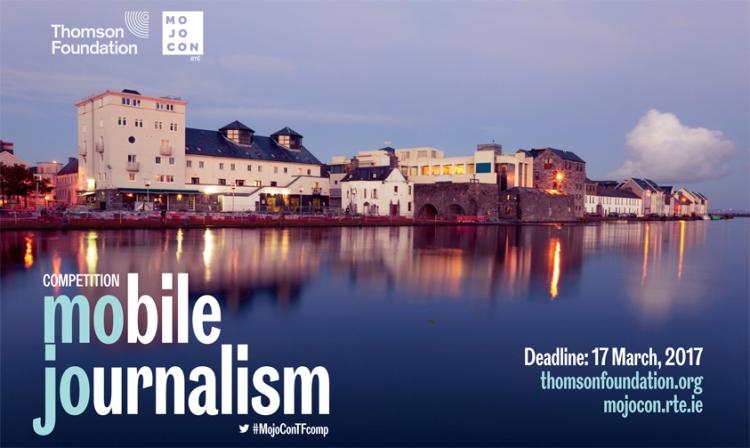 Thomson Foundation/RTÉ Mojocon Mobile Journalism Competition 2017