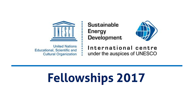 UNESCO/ISEDC Co-Sponsored Fellowships Programme 2017 (Fully Funded)