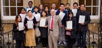 University of Bristol International Office Scholarship 2017