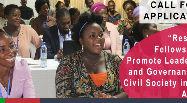 West Africa Civil Society Institute (WACSI) Research Fellowship 2017