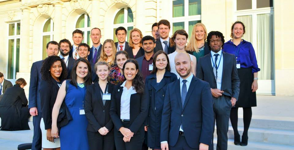 Apply to be a Young Diplomats of Canada Delegate