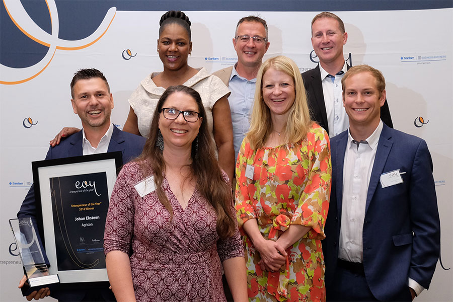 The Entrepreneur of the Year Competition 2017