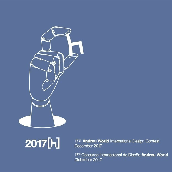 Andreu world international design contest opportunity desk for International decor 2017