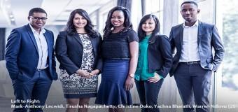 Barclay Bank's Rising Eagles Graduate Programme 2018