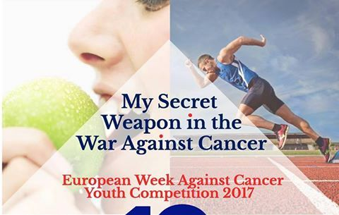 European Week Against Cancer Youth Competition 2017