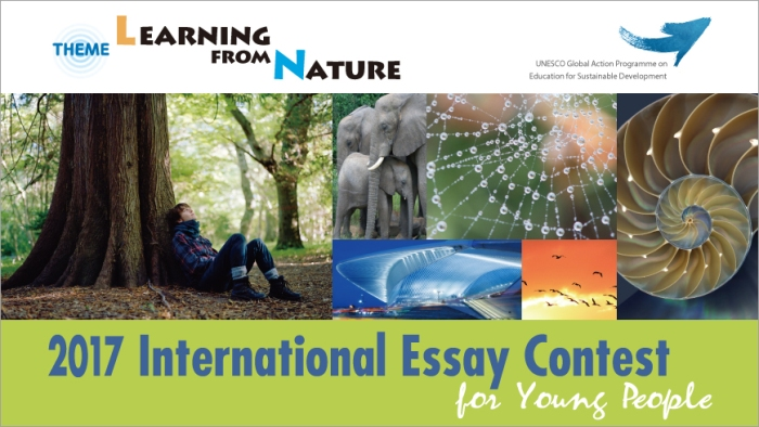 GOI Peace Foundation International Essay Contest for Young People 2017