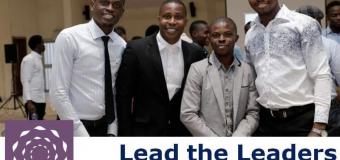Lead the Leaders Volunteer Program for Nigerians 2017