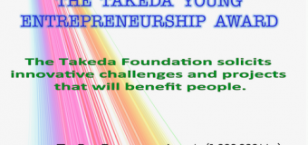 Takeda Young Entrepreneurship Award 2017