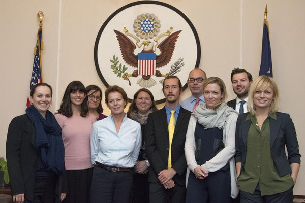 US-Austrian Journalism Exchange Fellowships 2017