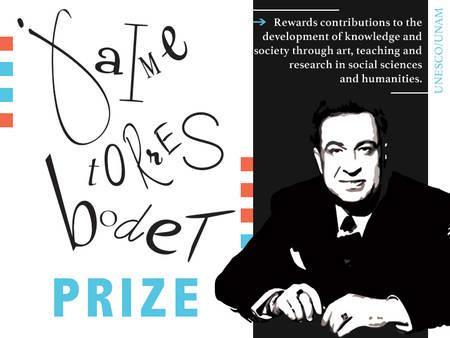 UNESCO-UNAM/Jaime Torres Bodet Prize 2017
