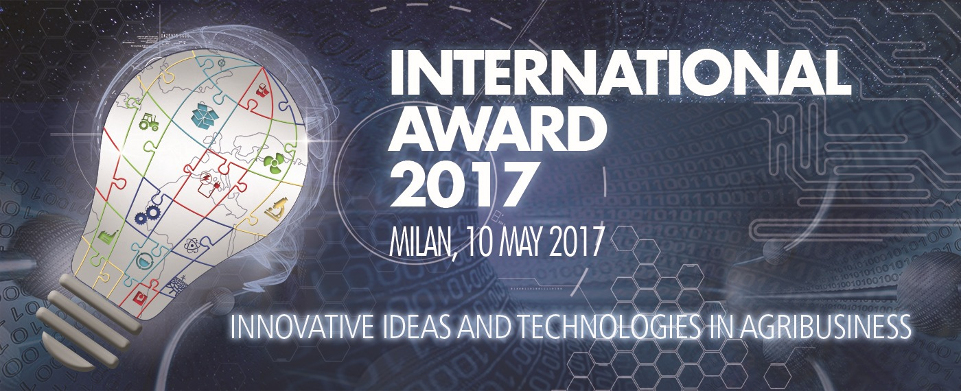 UNIDO International Award 2017