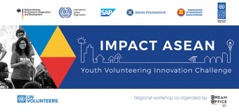 UNV Youth Volunteering Innovation Challenge in ASEAN 2017