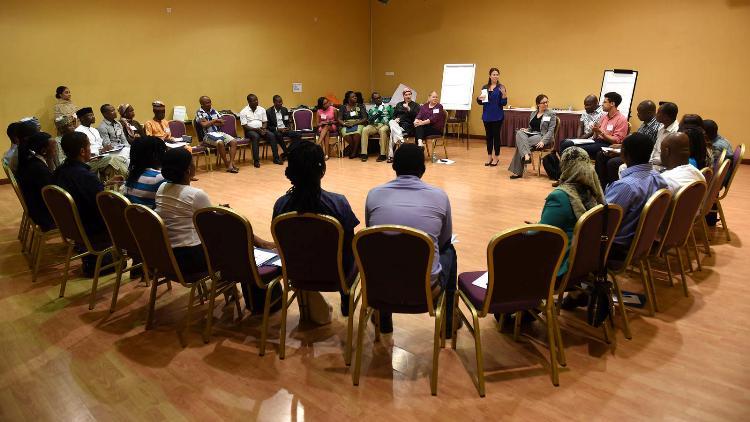 USIP Generation Change Fellows Program 2017