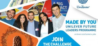 Unilever Future Leaders Programme 2017