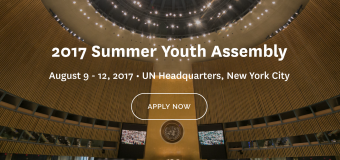 Friendship Ambassadors Foundation Youth Assembly Scholarship