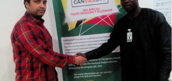 Mohi Badr from Egypt selected for Canvassity Pan Africa Democracy Fellowship!