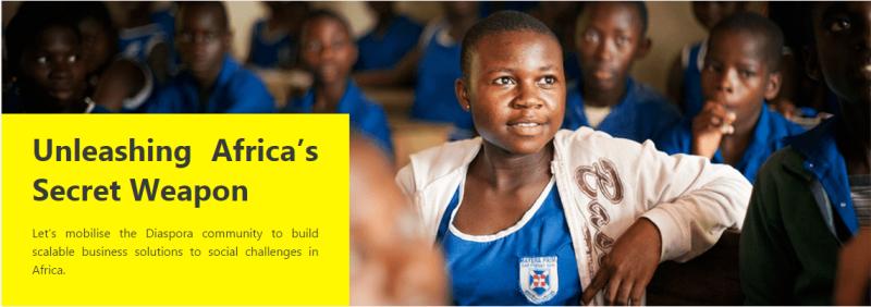 Co-Creation Hub Diaspora Challenge 2017