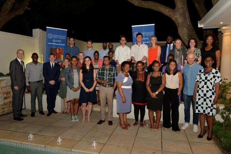 Apply for the Commonwealth Master's Scholarships in South Africa 2017