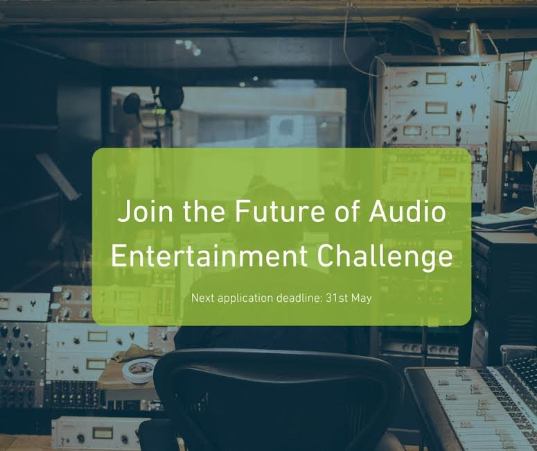 DO School – Future of Audio Entertainment Challenge 2017