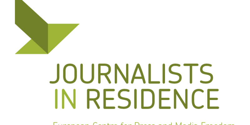 ECPMF's Journalists-in-Residence Programme | Opportunity Desk
