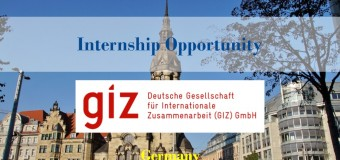 GIZ South African-German Energy Internship 2017
