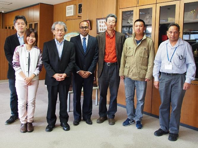 JIRCAS Visiting Research Fellowship Program 2017