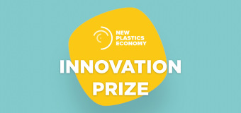 Apply for the New Plastics Economy Innovation Prize 2017