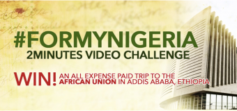 This Generation Conference 2017 #ForMyNigeria Video Challenge (Win a trip to Ethiopia)